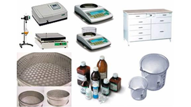 Laboratory equipment and power supplies