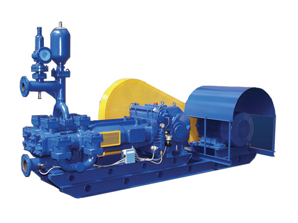 Pumps and pumping modules